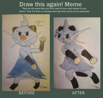 Contest Entry of Dewotts by Cody2897