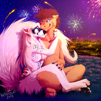 Commission for VindictiivesPet by KeroTzuki94