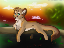 Treetops by smish