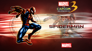 Marvel VS Capcom 3 Spider Man by CrossDominatriX5