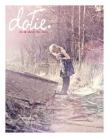 dotie. cover issue 1 by onixa