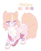Haley Ref by Fluffily
