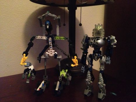Toa Power Suit Mark.1 by Animus325