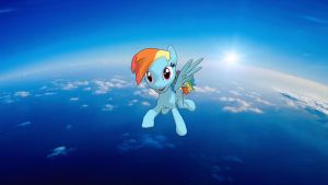 (MMD): Rainbow Dash DL by Modern-Sonic