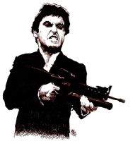 Scarface by Deathness72