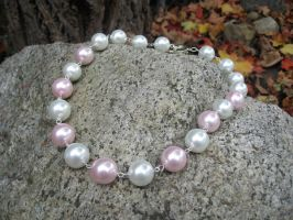 Oversized Pearl Necklace 2 by maytel