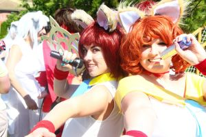 ColossalCon 2014 - YYH(PS) 29 by VideoGameStupid