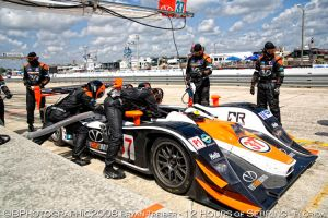 Sebring 12 hour 4 by BPhotographic