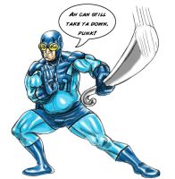 DSC_Aged Blue Beetle by danitoons