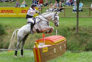 3DE Cross Country Water Obstacle Series IX/16 by LuDa-Stock