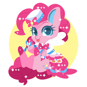 Pinkie Pie by abc002310