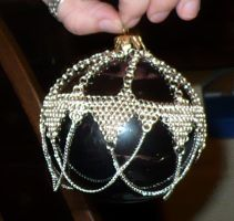 Ornament...a little late by chainmaille