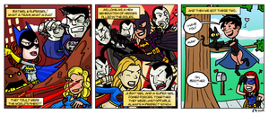 Commish - World's Finest comicstrip by theEyZmaster