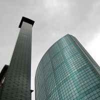 Beurs-WTC by sth22art