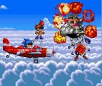 Sally and Sonic: Saving The Day by ClassicSonicSatAm