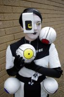 GLaDOS 2 by BattyTea