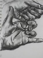 5 hands and feet homework 1 by LullaNonseSong