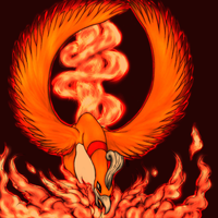 Ho-Oh Used Fireblast by FieryWithin