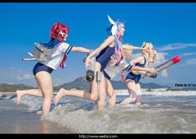 Kancolle Cosplay 01 by eefai