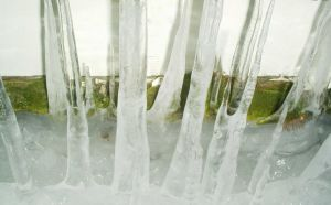 Icicles Stock Image 02 by mross5013
