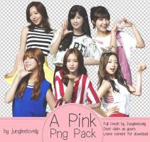 A Pink PNG PACK by Jungleelovely