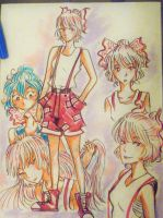 Summer clothes !! by mariavgsriu