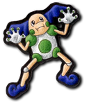 122 - Shiny Mr. Mime by TranquilSimplicity