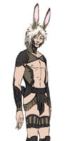 I want my male viera by Niuniente