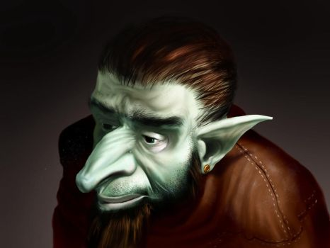 Orc by fabbro85