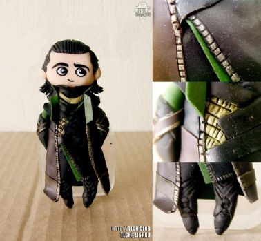 Loki by Monicmon