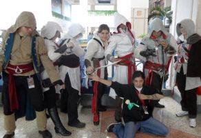 Metrocon 2012: Assassin's Creed - Brothers in Arms by Cynuyasha