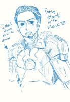 doddle of Mark 7 by anubis0055