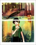 Amelie. The Queer by Pochi-mochi