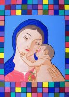 Madonna and child_ by wwwEAMONREILLYdotCOM