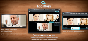 Hookflash User Interface 2 by skinsfactory
