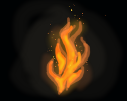 The Fire Within by robotunicornattack07