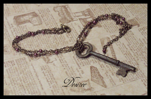 This Old Key by DesireeMorte