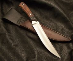 Drifter Variant by GageCustomKnives