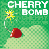 cherry bomb - cover comp 01 by jeannsaw