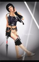 Just Yuffie by Narga-Lifestream