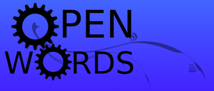 Open Words logo - new by SusanDalle