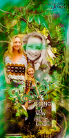 Avatar by Nanakat with Candice Accola by ByNanakat