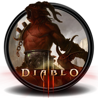 diablo 3 png icon by SidySeven