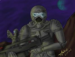Soliders by catzav3ncu