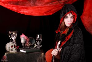 Blood Sorceress by Mac--Photo