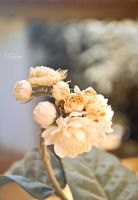 Bouquet with Bokeh by Zayoon