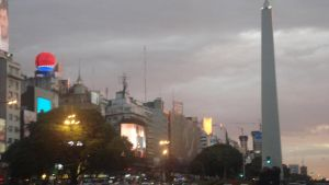 Buenos Aires city by beahufan