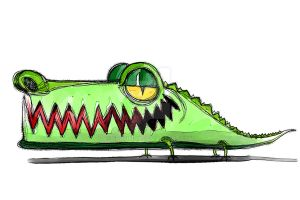Crocodile by edusimon