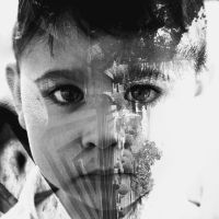 Double Exposure 01 by Valadj
