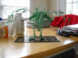 Twist Tie Dragon, Sixth Round, View 3 by RC-Iname
